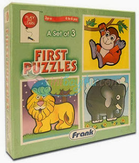Mainan anak puzzle
