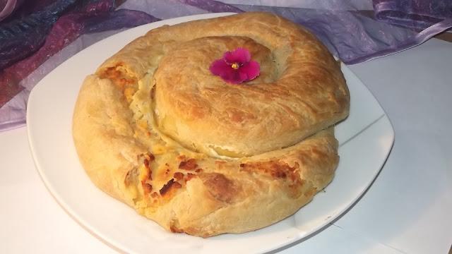 Pierekaczewnik z białym serem
