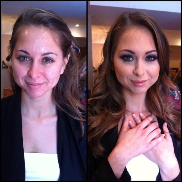 film porno sebelum dan sesudah make up