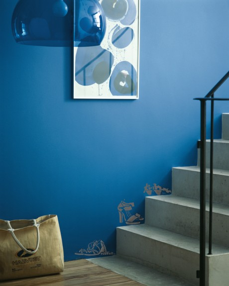 Cheap Home Art : Keep calm and choose a colour!