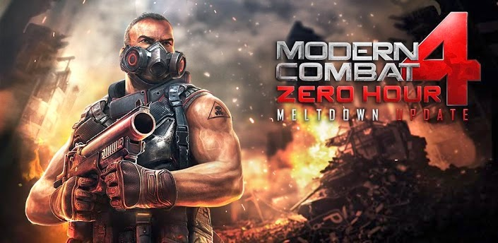 Download Modern Combat 4: Zero Hour v1.1.5 APK