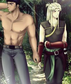 Bryce y Ahm
