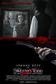 Sweeney Todd: El barbero diabólico de la calle Fleet (2007) Online