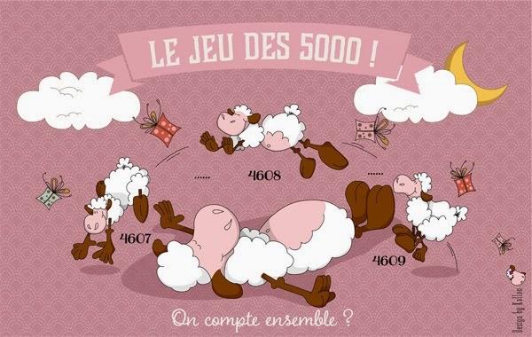 Coton et Création, jeu mouton de kallou
