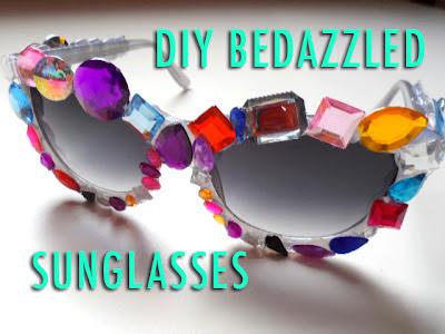 Cómo cambiar el aspecto de tus gafas de sol en Recicla Inventa