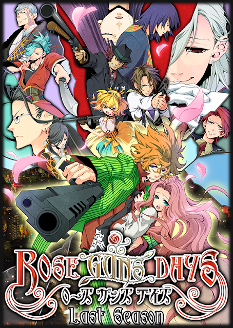 Rose Guns Days Final Season