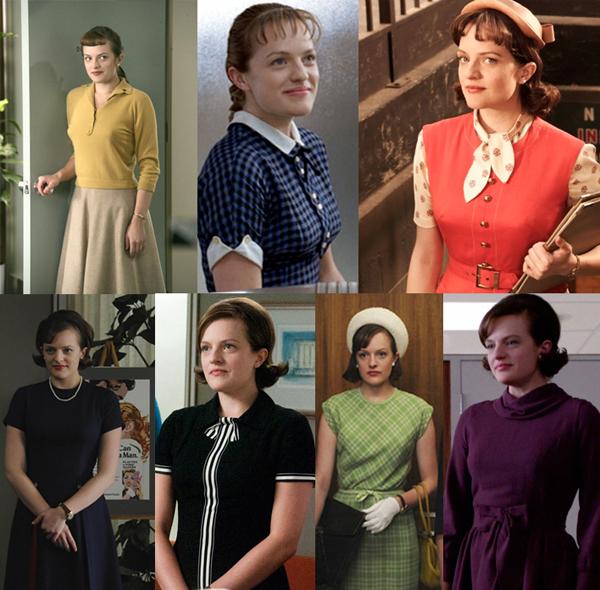 Peggy Olson's style