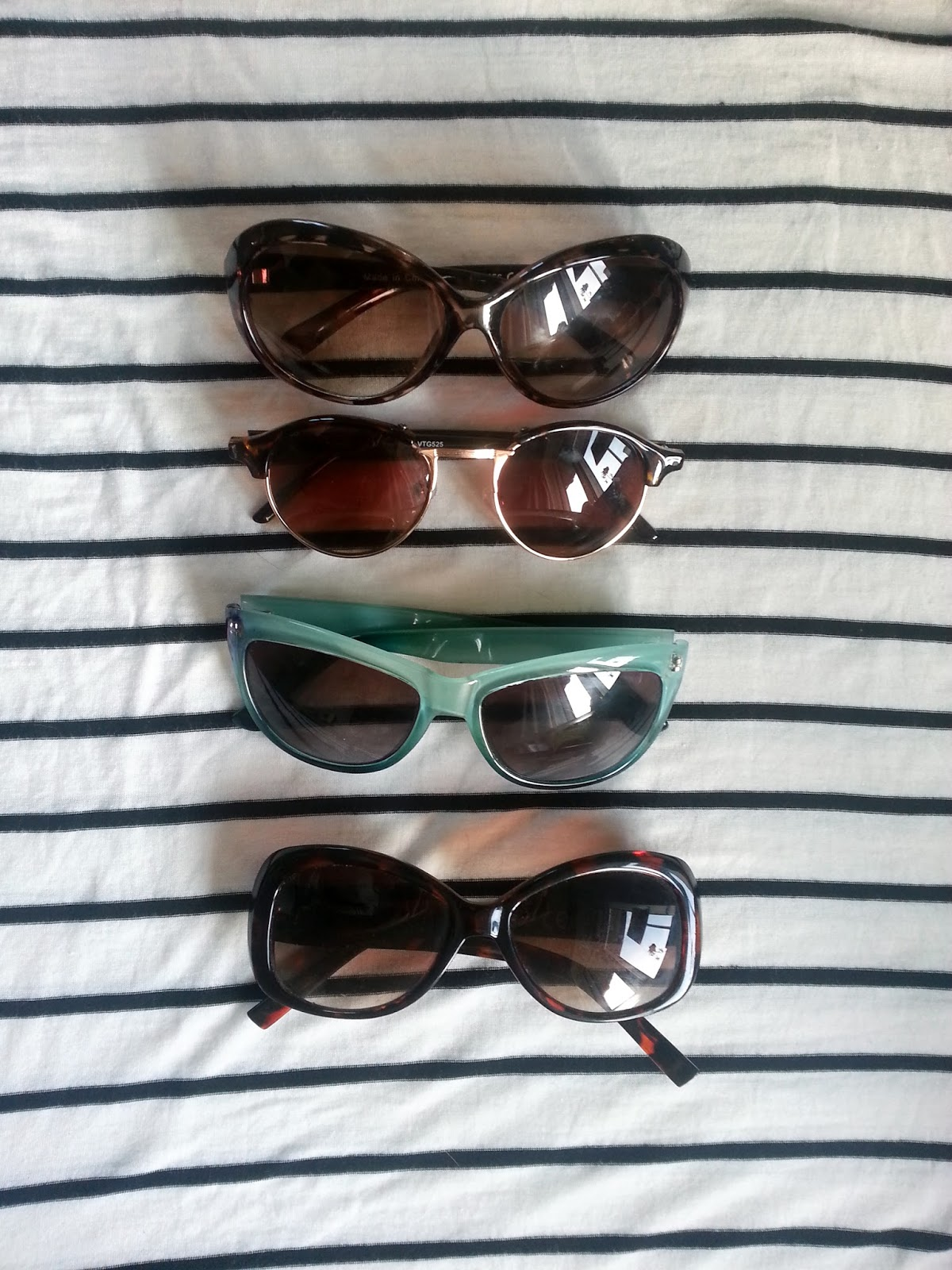 sunglasses collection