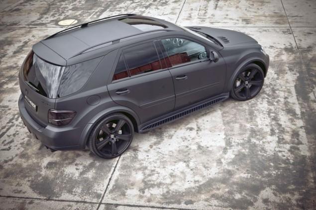 Mercedes ML63 AMG Carbon