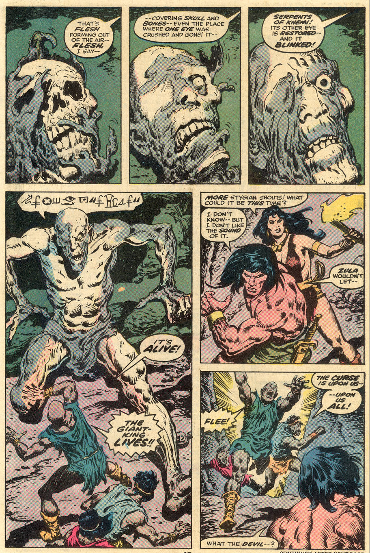 Conan the Barbarian (1970) Issue #90 #102 - English 12