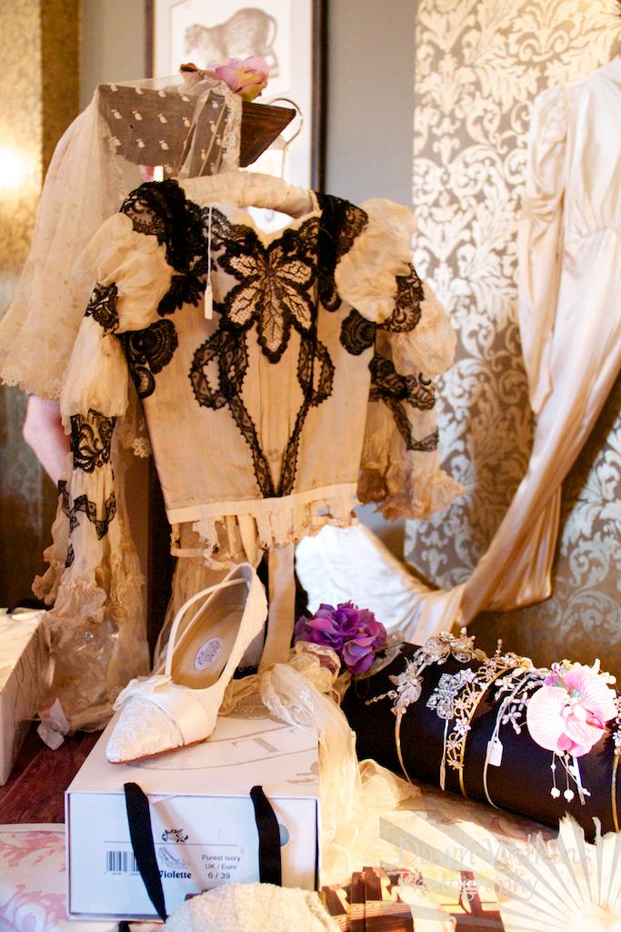 Bristol Vintage Wedding Fair March 2012