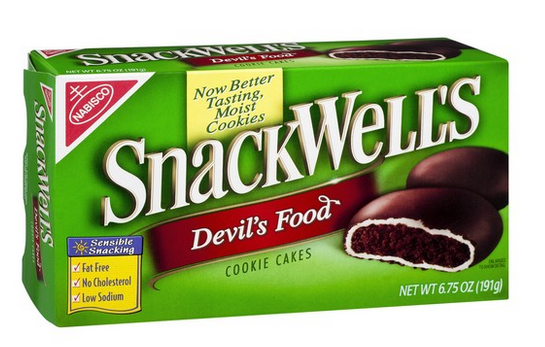New High Value Coupon: $1/1 Snackwell's Product
