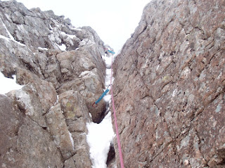 Castle Ridge Ben Nevis