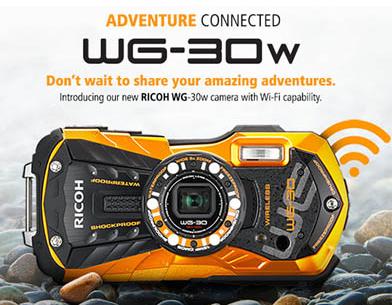 Ricoh WG-30W