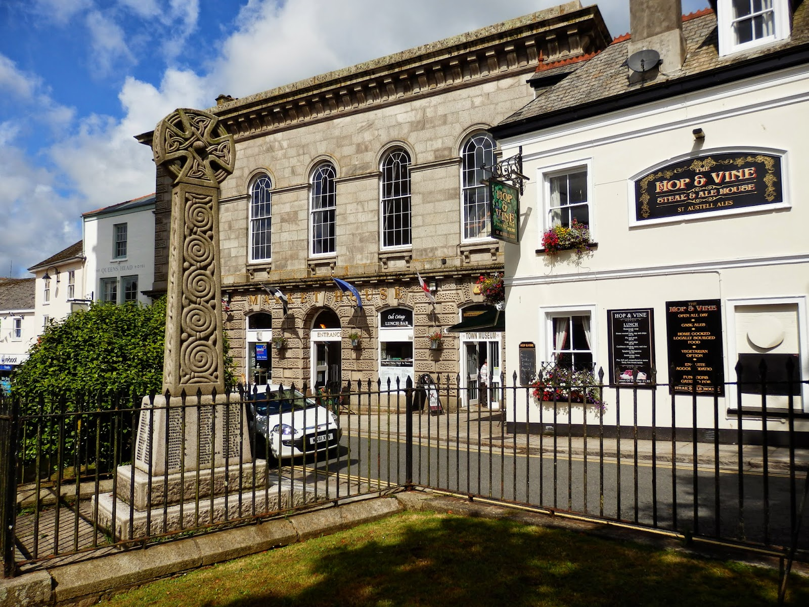 The Market House St.Austell Cornwall