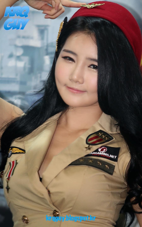 Han ji Eun Race Queen Racing Queen Han ga Eun at