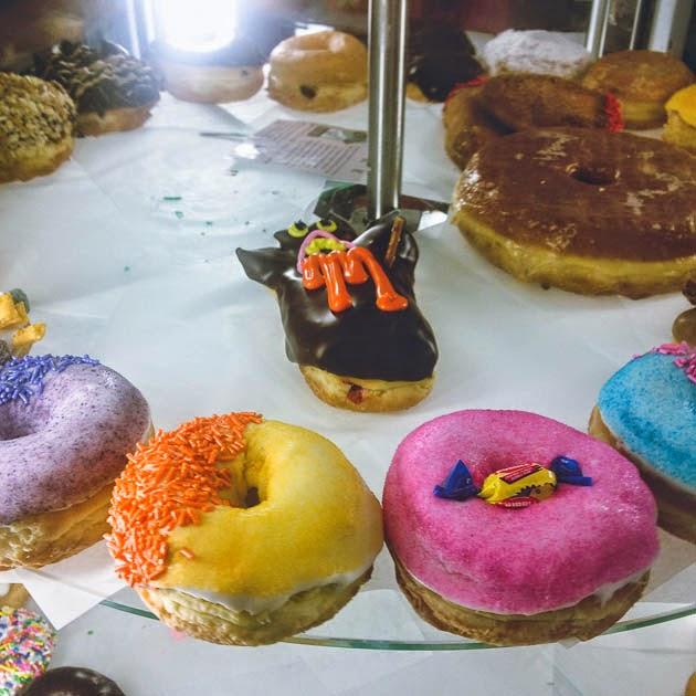 Portland Voodoo Donuts