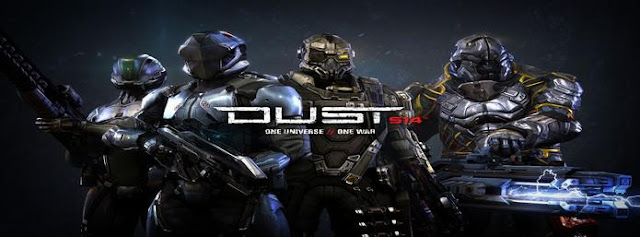 Dust 514 Facebook cover
