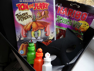 Tom & Jerry Tricks & Treats DVD, Tom & Jerry, Halloween DVD