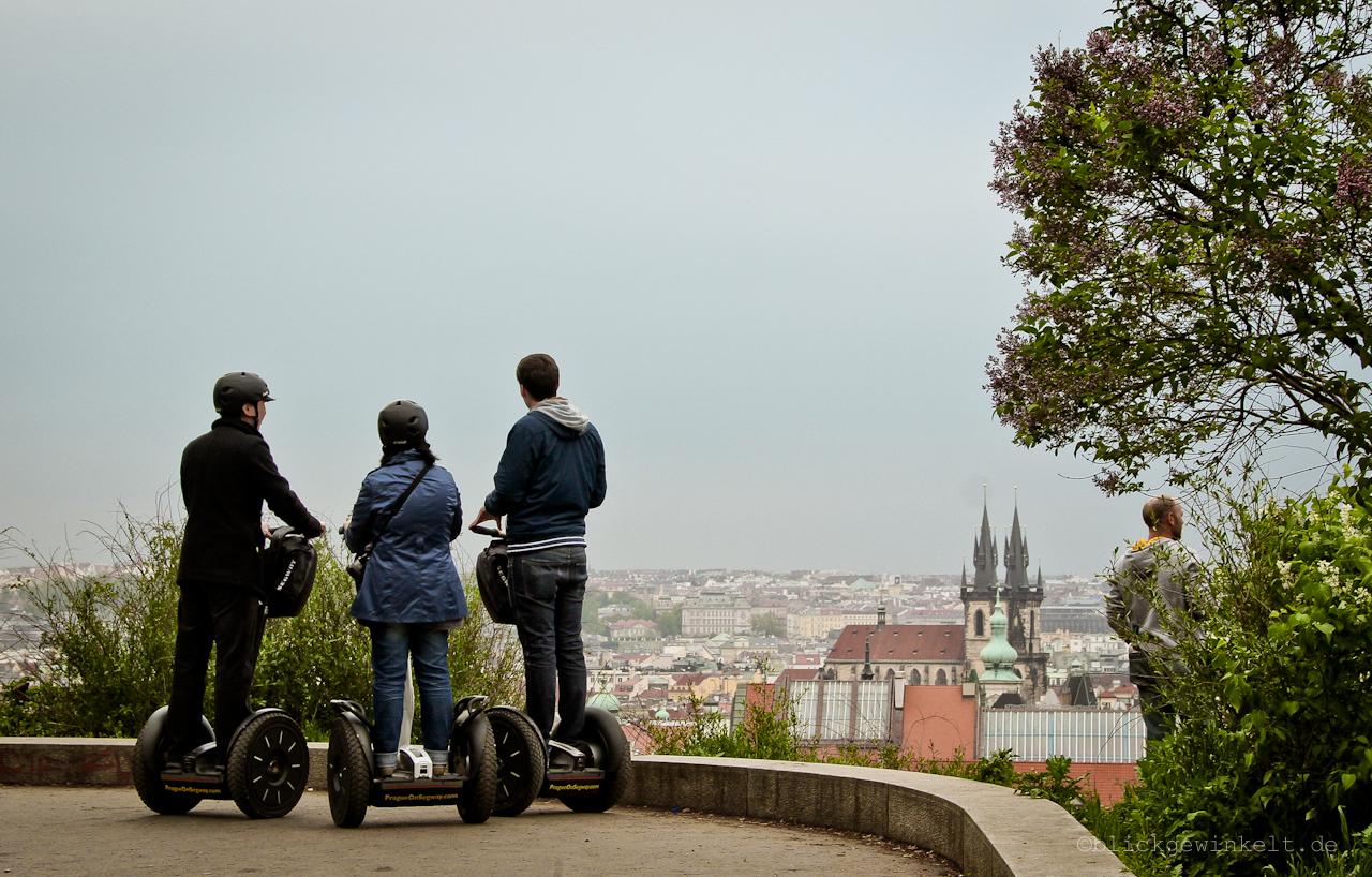 Letenske Park, Prag