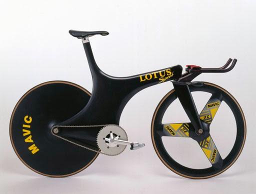 Rower Lotus 108 Chrisa Boardmana