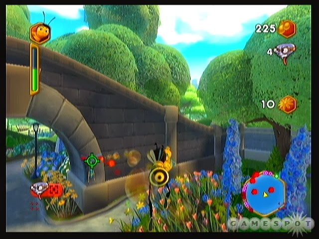 Free download Bee Movie game