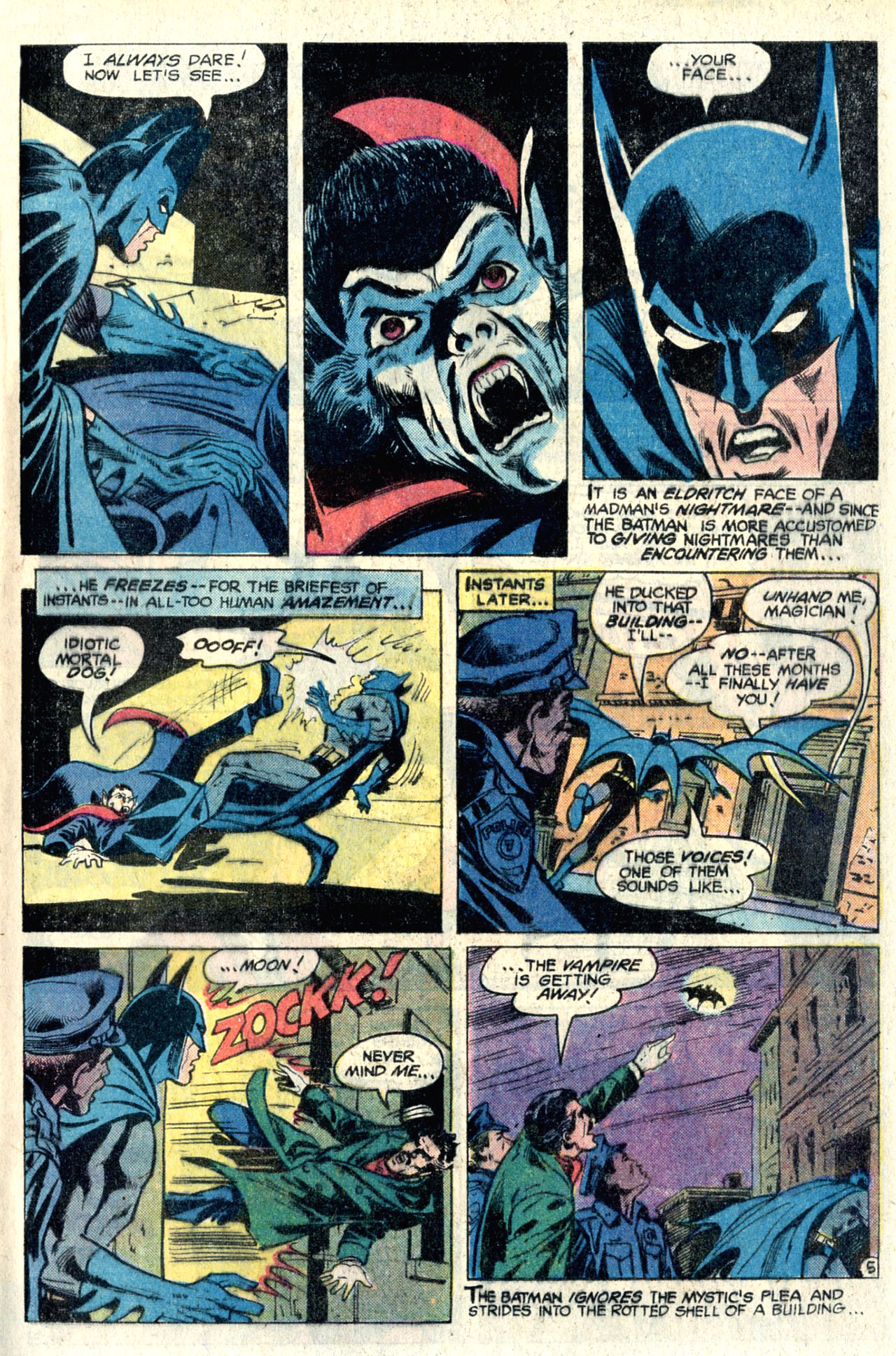 Detective Comics (1937) Issue #489 Page 7
