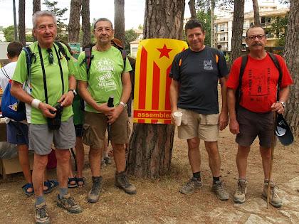Caminada Popular de Castellterçol 2012