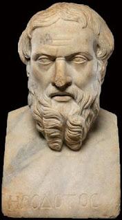 بحث عن المؤرخ اليونانى هيرودوت - Hēródotos