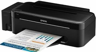 Driver Printer Epson L100 Free Download