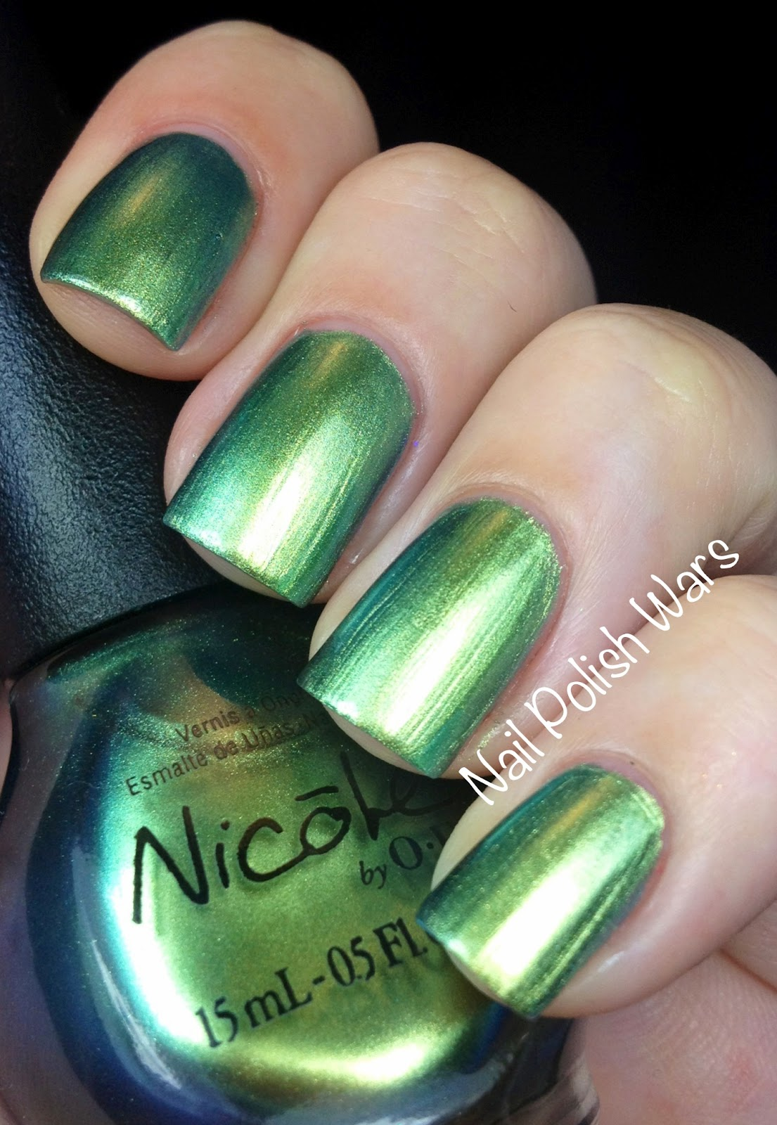 Nail Polish Wars: Nicole by OPI Target Exclusive Collection