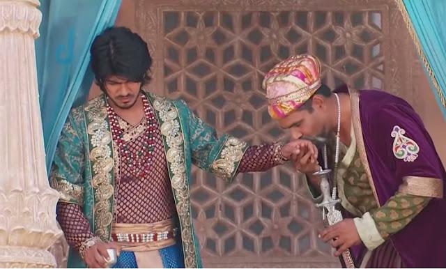 Sinopsis Jodha Akbar Episode 533