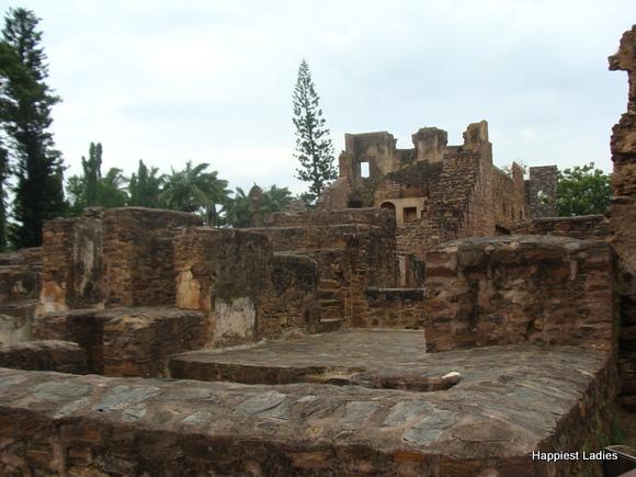 Kittur Fort & Palace