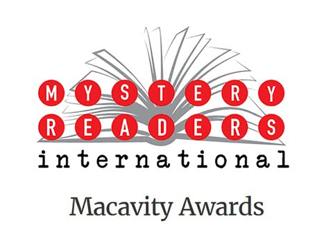 """Ghosts of Bunker Hill"" 2017 Macavity Award Finalist"