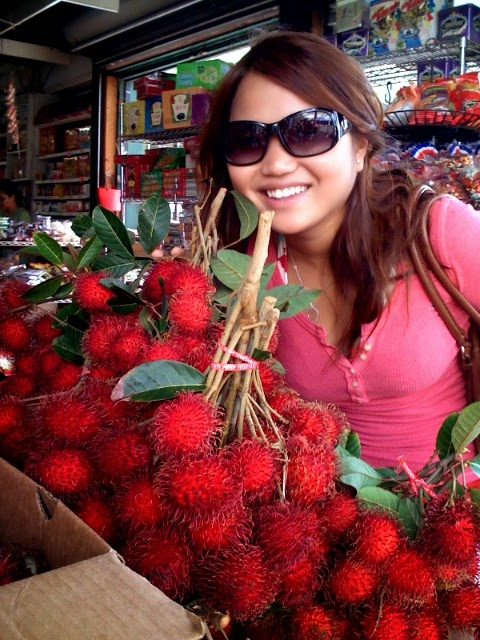 Rambutan | via Chandara Creative