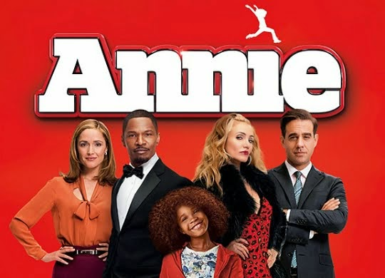 Annie Movie Musical 2014