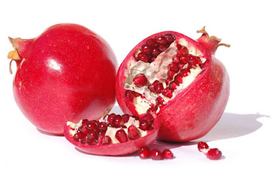 Pomegranate fruit can prevent cancer and heart attacks