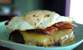 Bacon, Egg, and Cheese Plate