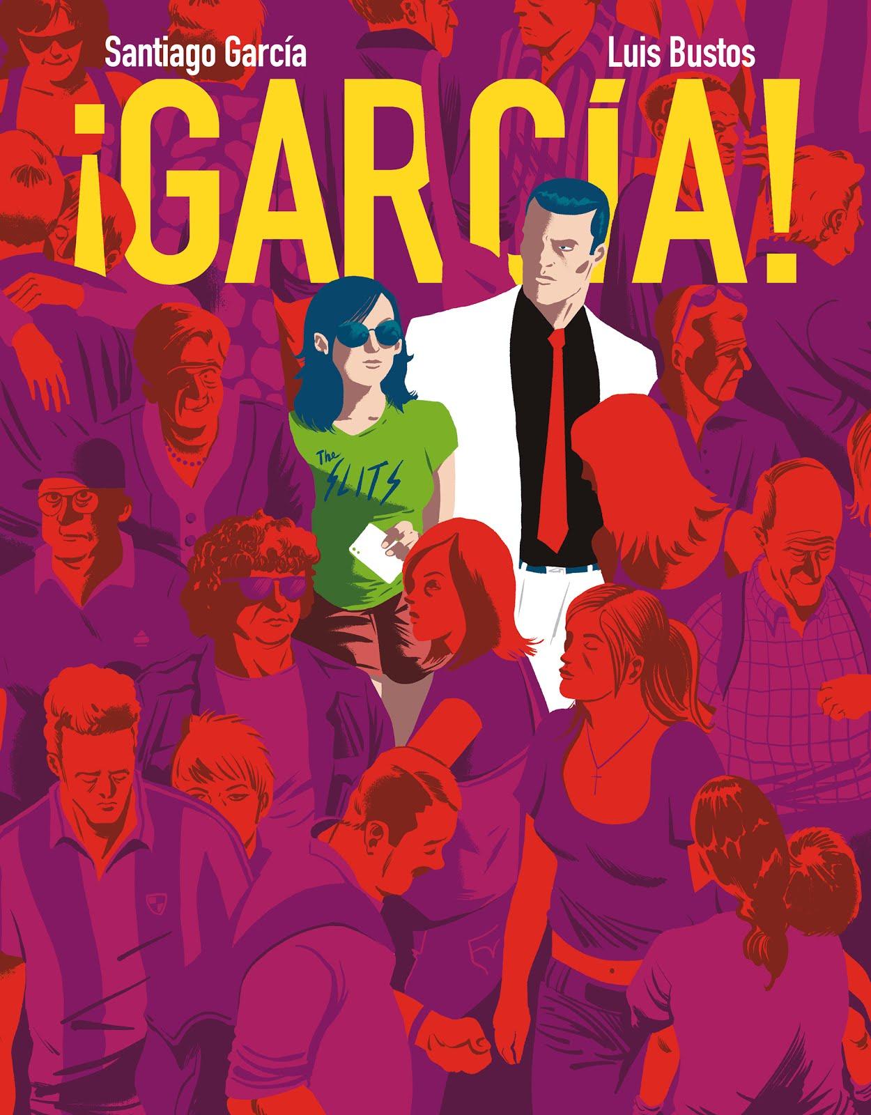 ¡GARCÍA! 3