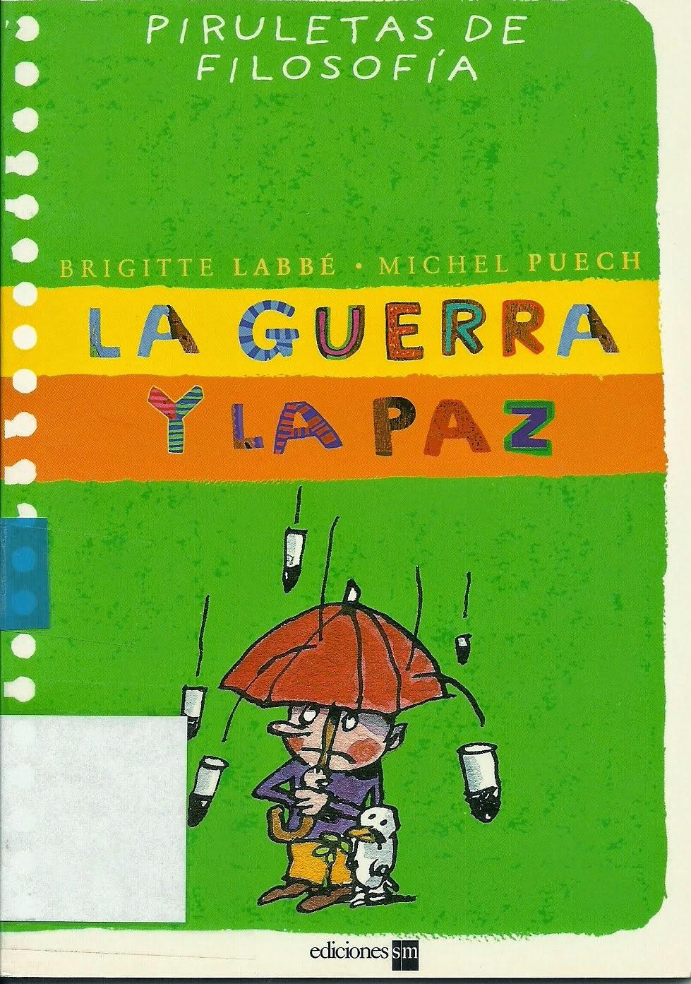 Libros pola PAZ