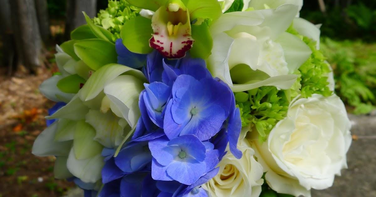 Flora Fauna Seaglass And Hydrangea Wedding At Spruce Point Inn
