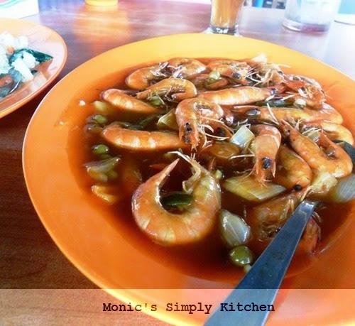 barelang seafood udang