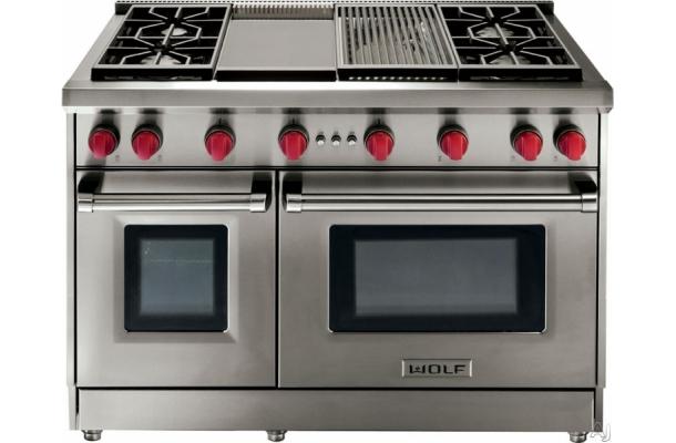 Wolf appliances pro grade kitchen renovation