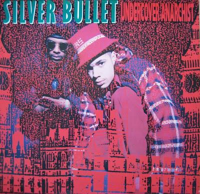 Silver Bullet – Undercover Anarchist (1991, VLS, 192)