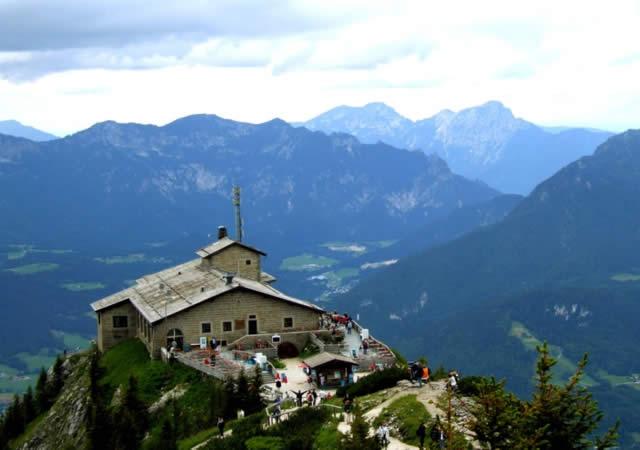 Hitler's Eagle's Nest - Berchtesgaden - Bavarian Alps, Bavaria, Germany