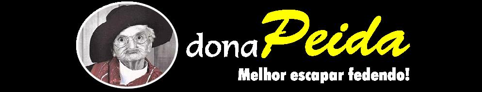 Dona Peida -  A vovó mais atualizada das Internet