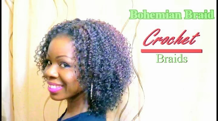 ... Crochet Braids. I hope you like and enjoy it. Stay tuned for the