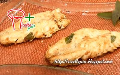 Filetto di Pesce al Formaggio di Cotto e Mangiato