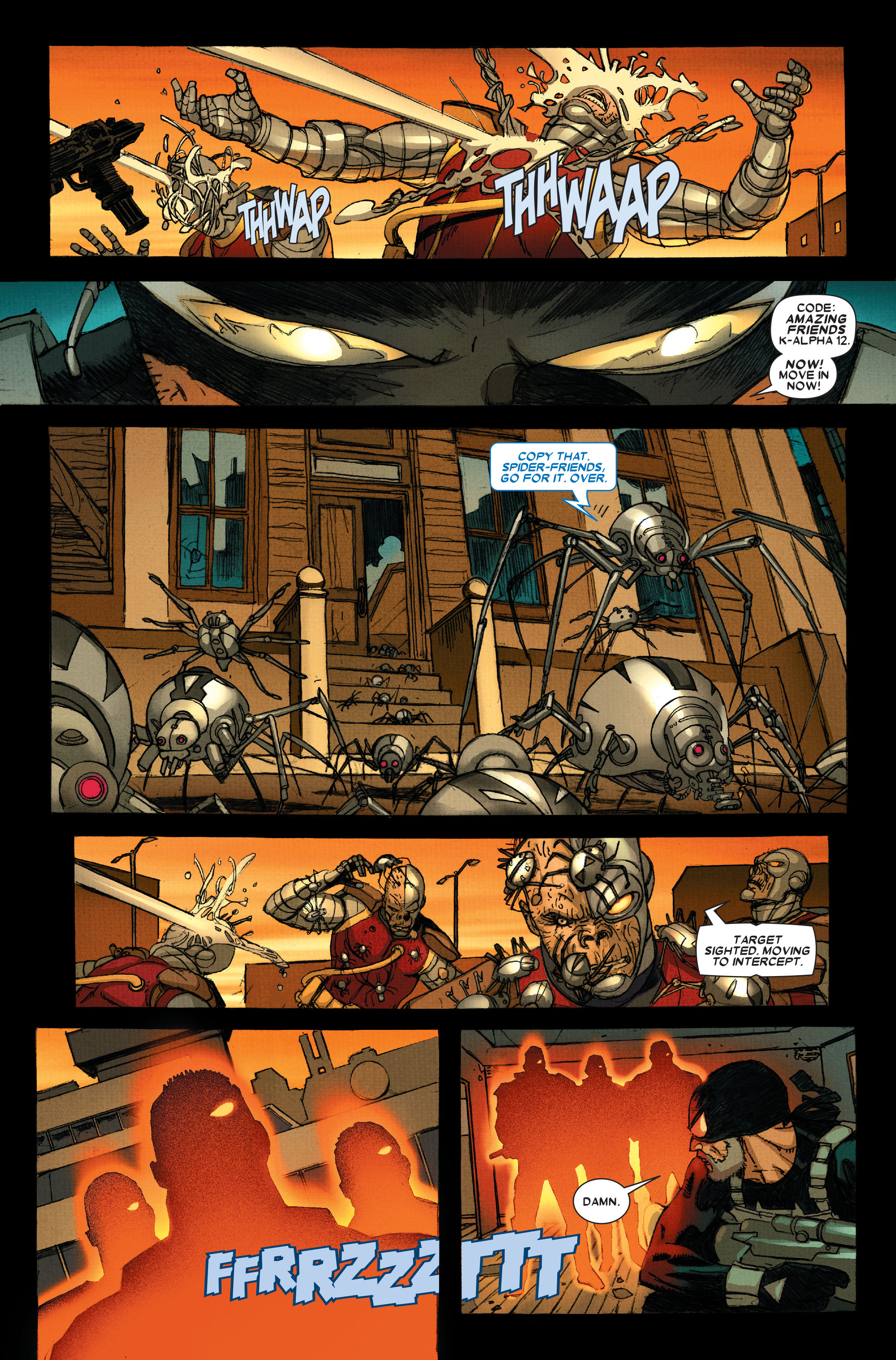 Wolverine: Weapon X #13 #4 - English 5