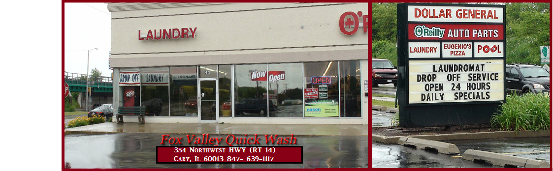 Fox Valley Quickwash